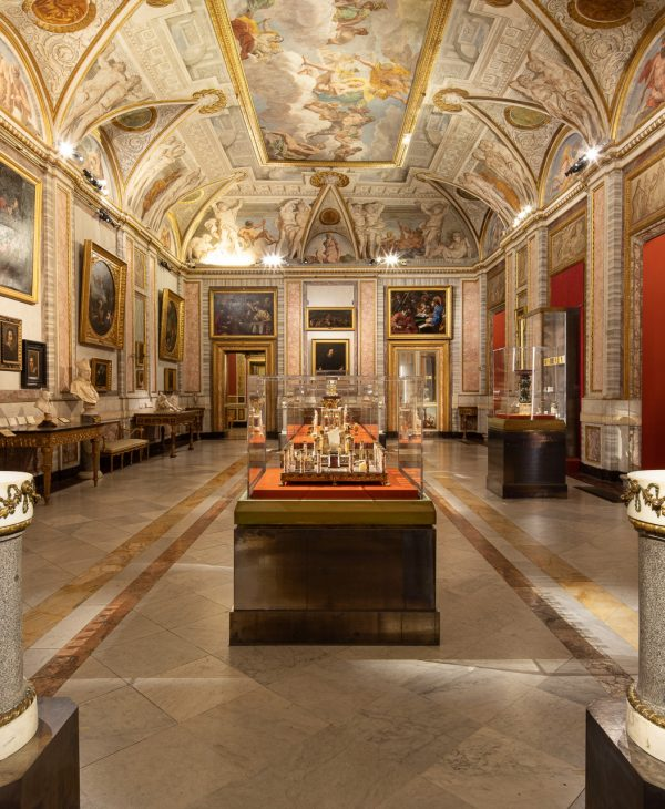 DISMANTLING OF THE EXHIBITION VALADIER. SPLENDOR IN EIGHTEENTH-CENTURY ROME. WE ARE WORKING BUT NOT CLOSING – NOTICE OF DISRUPTION
