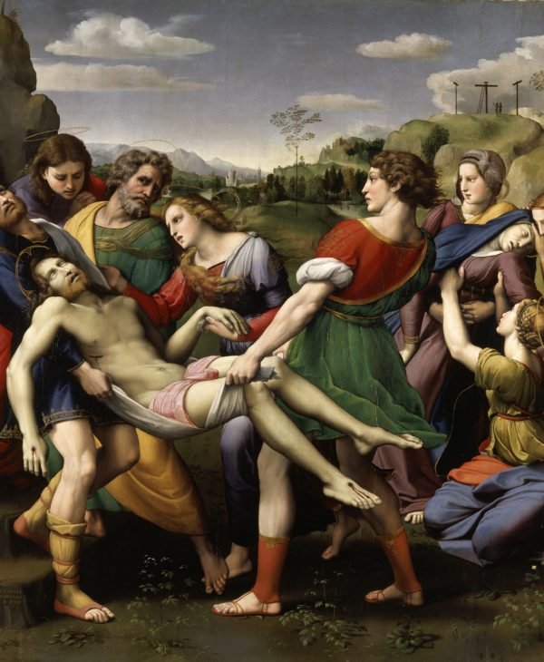 THE DEPOSITION OF RAPHAEL. A PROJECT FOR THE FUTURE