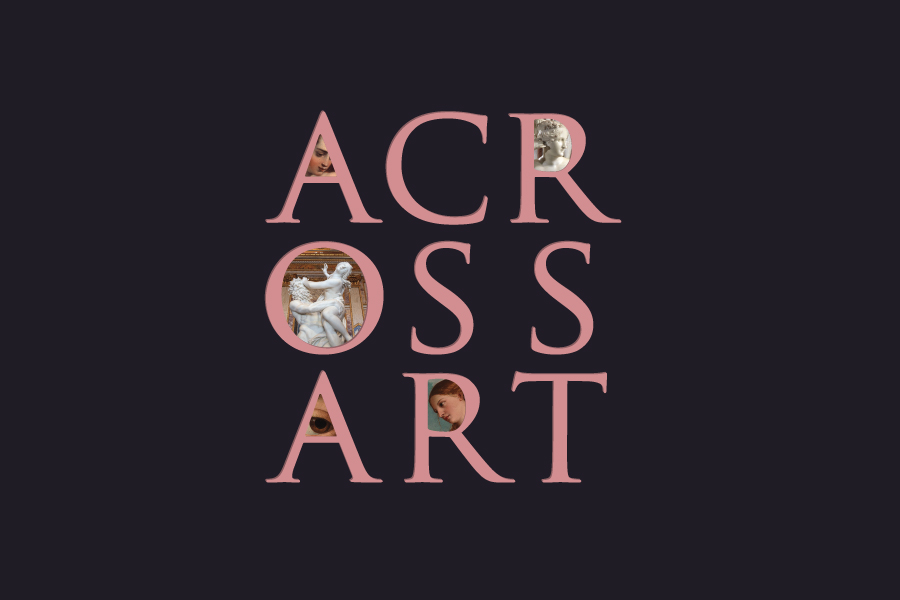 ACROSS ART ON YOUTUBE AND SPOTIFY