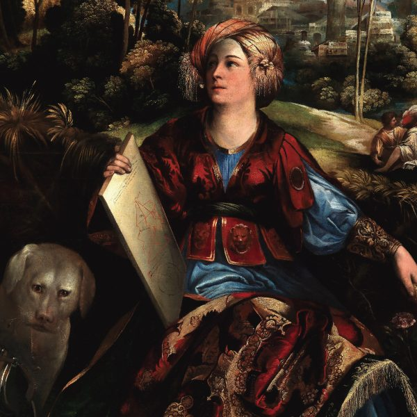 GALLERIA BORGHESE TELLS A MASTERPIECE: THE SORCERESS CIRCE OF DOSSI DOSSI