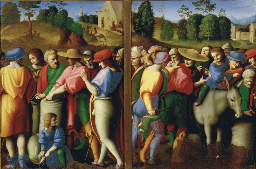 Life of Joseph: the Finding of the Stolen Cup