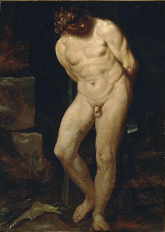 Samson in Chains