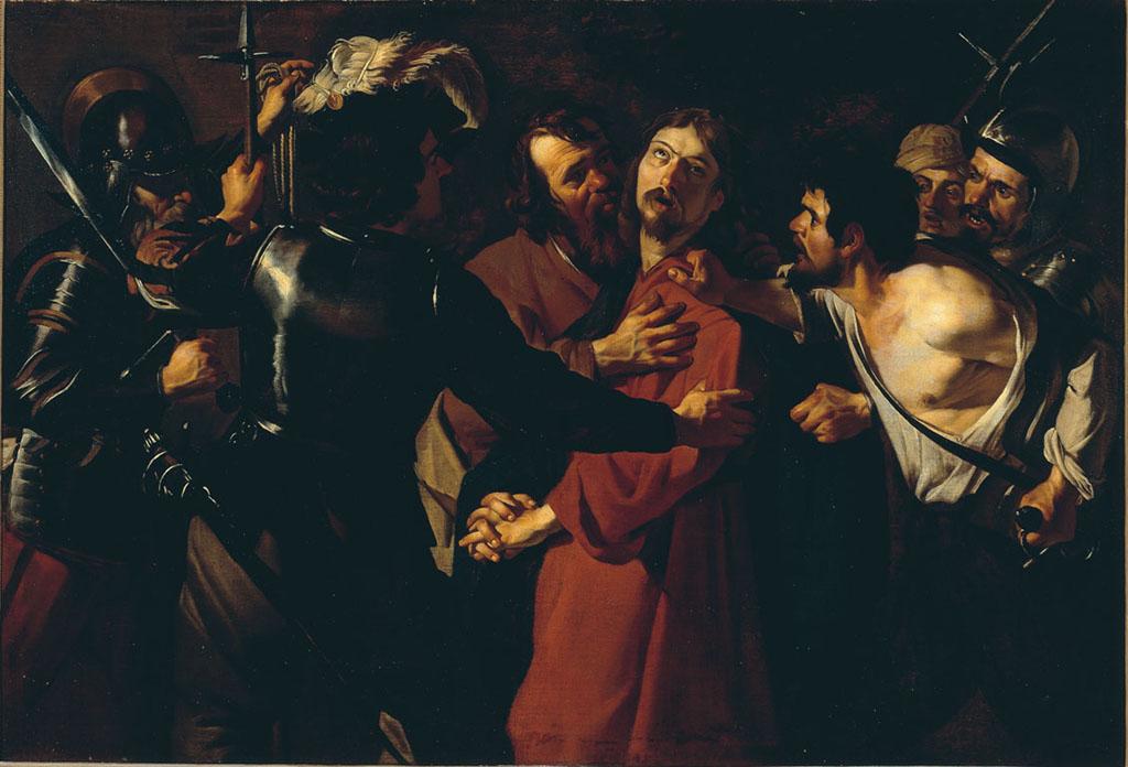 Capture of Christ
