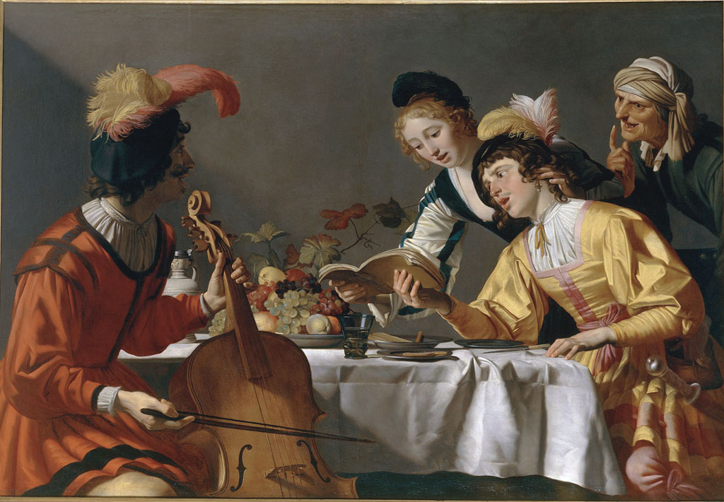Concert (Theft of the Amulet)