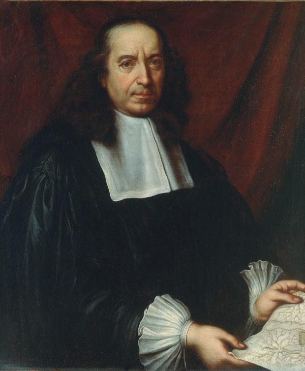 Portrait of Marcello Malpighi