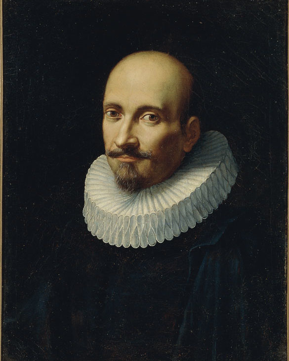 Portrait of Marcello Provenzale