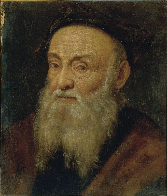 Portrait of the Cardinal Giovanni Ricci (?)