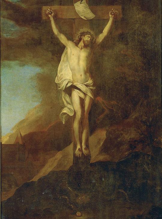 Crucifixed Christ