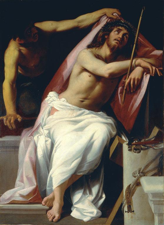 Ecce Homo (Christ mocked)