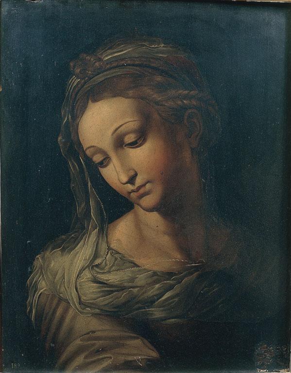 Head od the Madonna