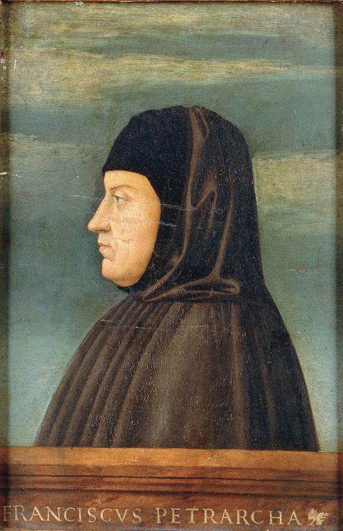 Portrait of Petrarch