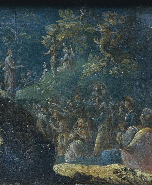 Sermon of Saint John the Baptist