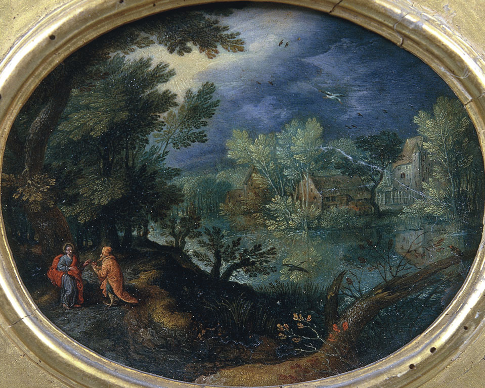 Landscape with Christ Tempted by Satan