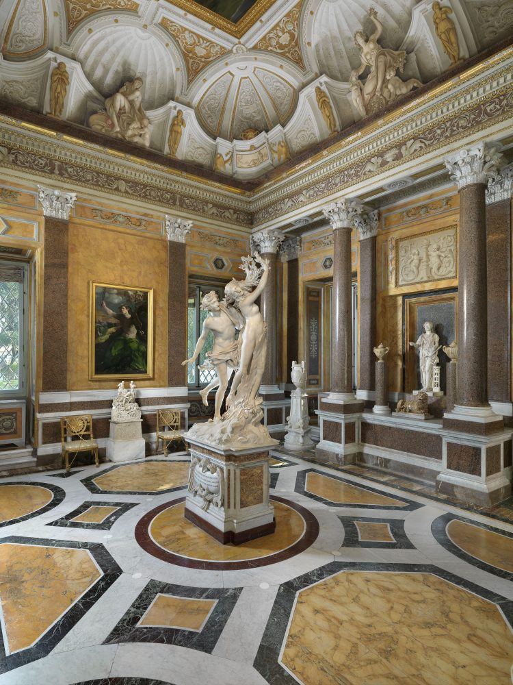 GALLERIA BORGHESE INCREASES NUMBER OF TICKETS AND INAGURATES A NEW ENTRANCE SYSTEM QUEUES ARE REDUCED AND THE QUALITY OF THE VISITS IMPROVES