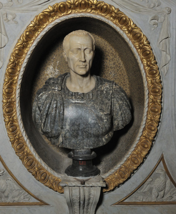 Bust of Ceasar