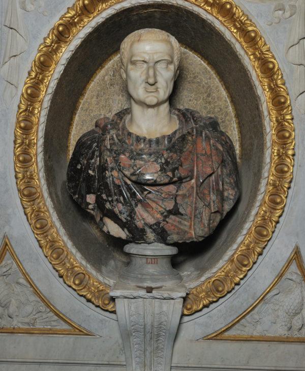 Bust of Galba