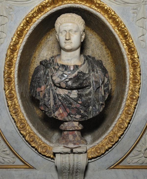Bust of Domitian