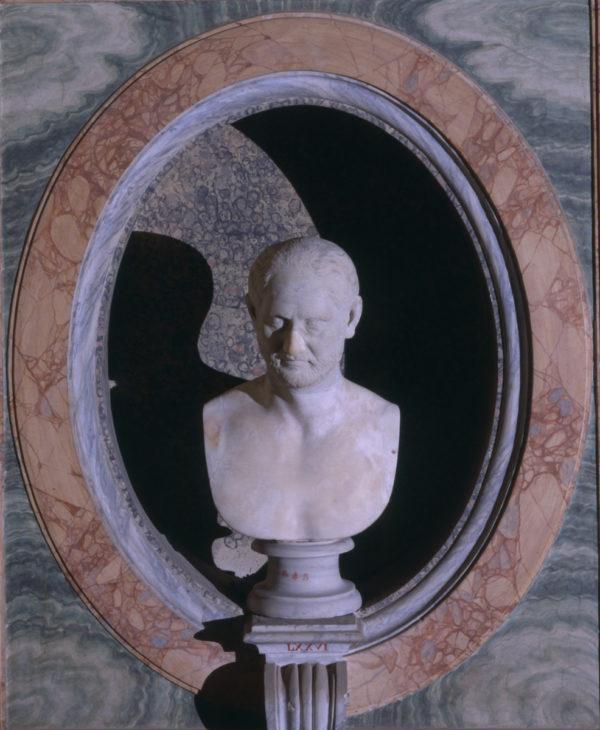 Bust of Scipio Africanus