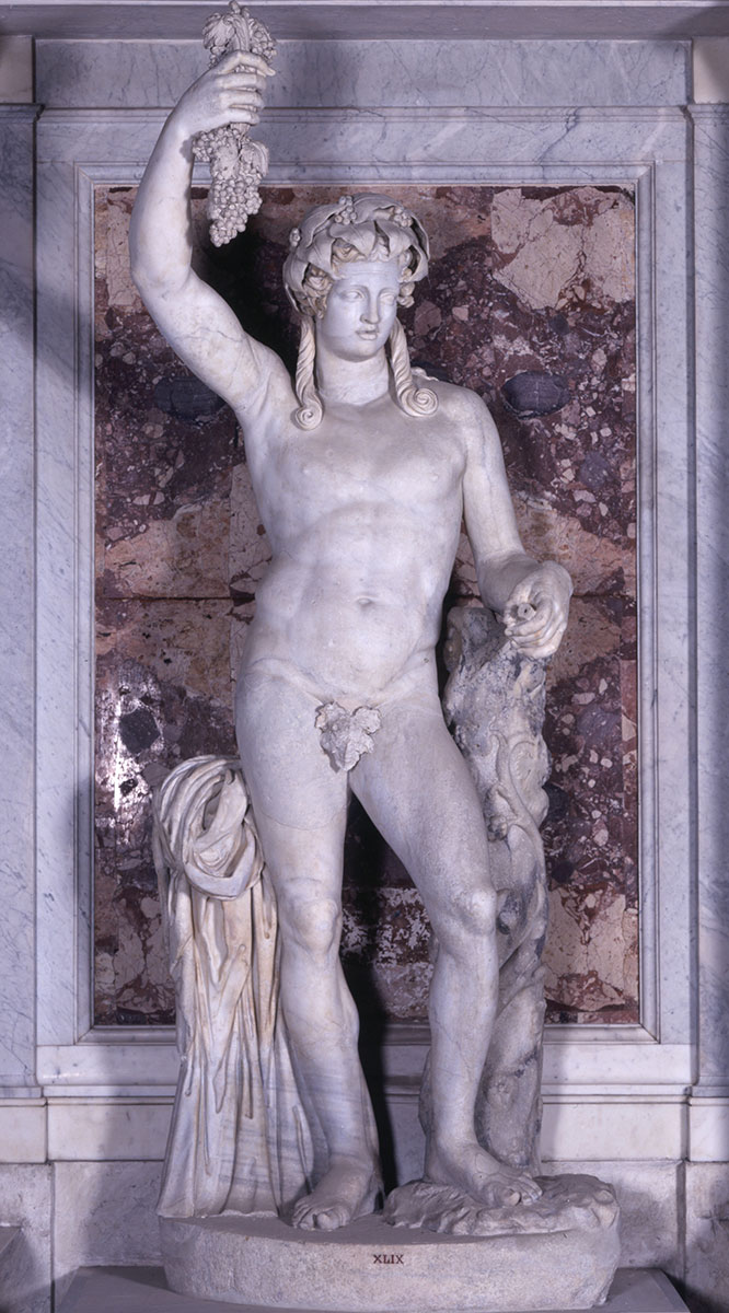 Colossal Bacchus