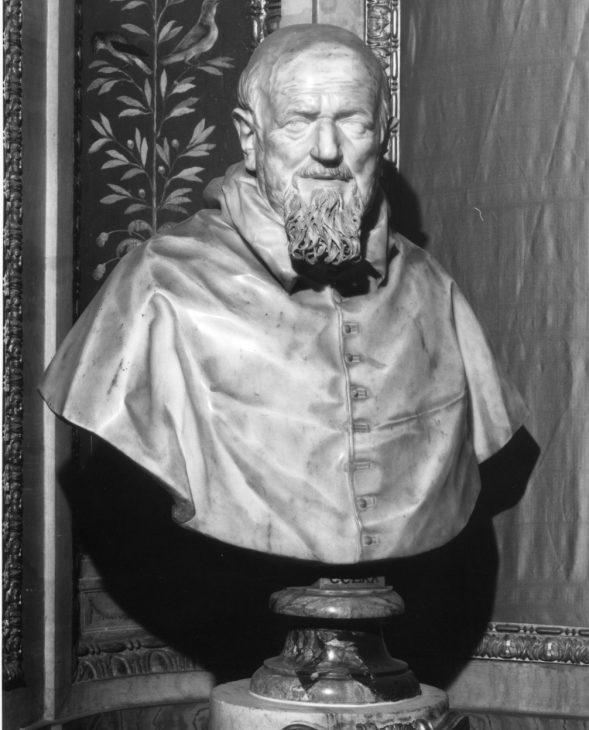 Bust of Cardinal Ginnasi