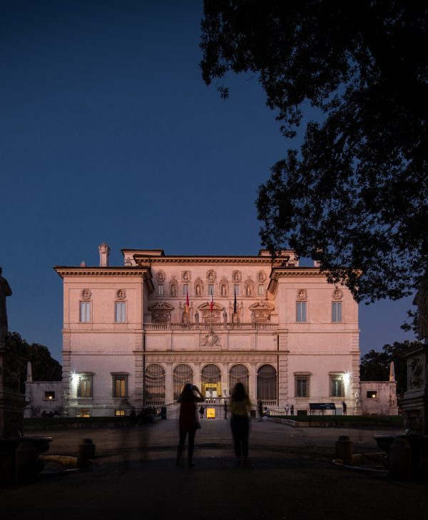 EXTRAORDINARY EVENING OPENINGS AT THE GALLERIA BORGHESE