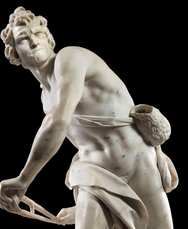 GALLERIA BORGHESE TELLS A MASTERPIECE: THE DAVID OF BERNINI