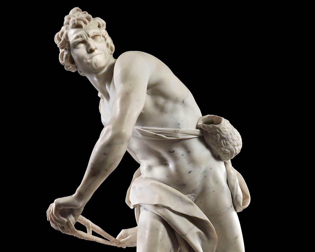 GALLERIA BORGHESE TELLS A MASTERPIECE: THE DAVID OF BERNINI