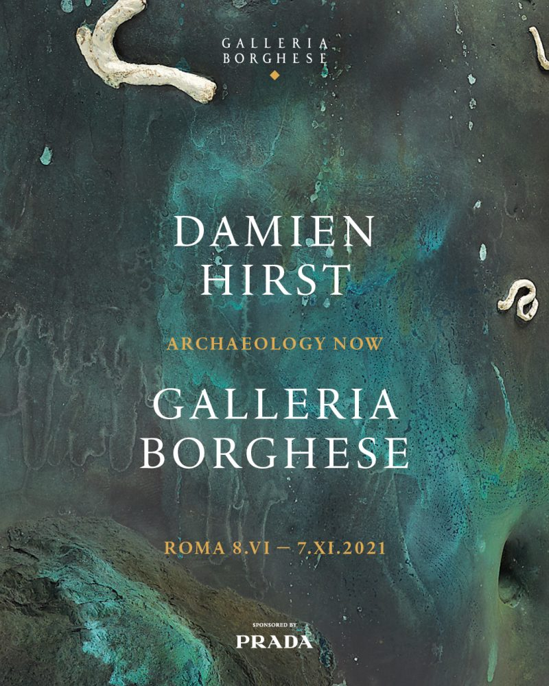 DAMIEN HIRST – ARCHAEOLOGY NOW