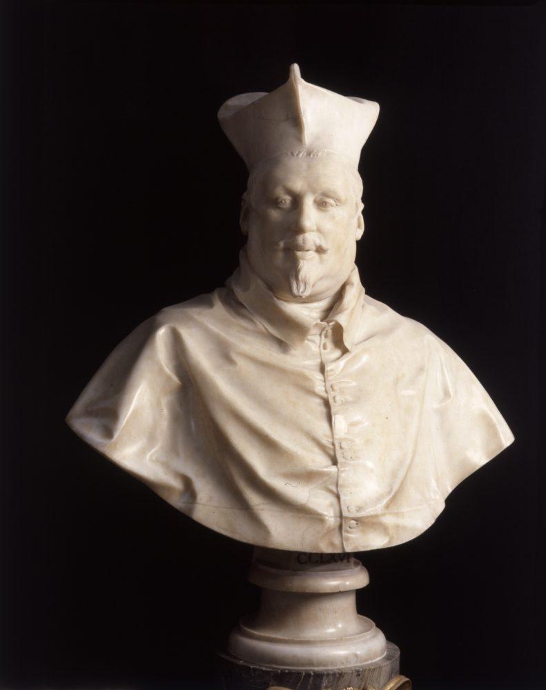 Busto di Scipione Borghese