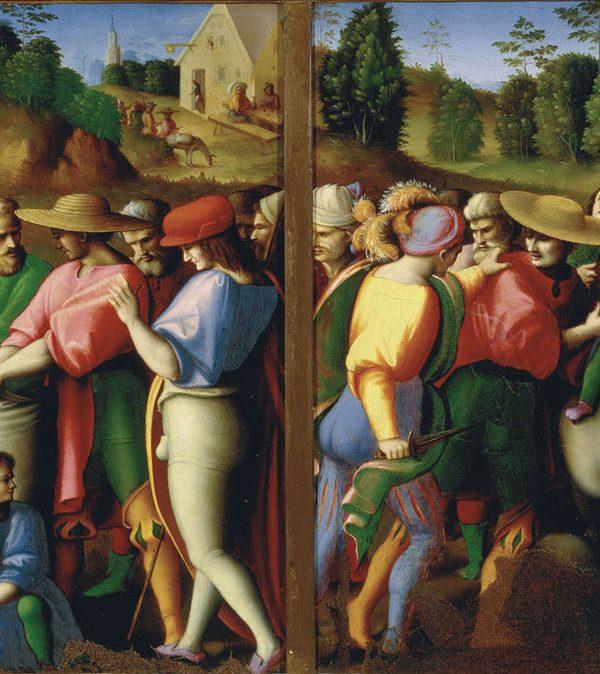 Storie di Giuseppe Ebreo. La ricerca della coppa rubata