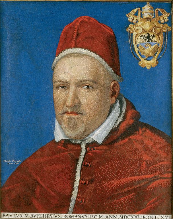 Ritratto di Paolo V Borghese
