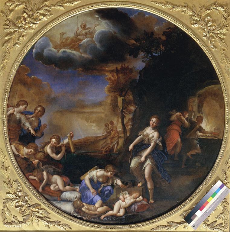 Il trionfo di Diana (o Inverno)