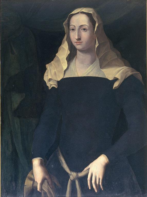 Ritratto di Francesca Sforza di Santafiora