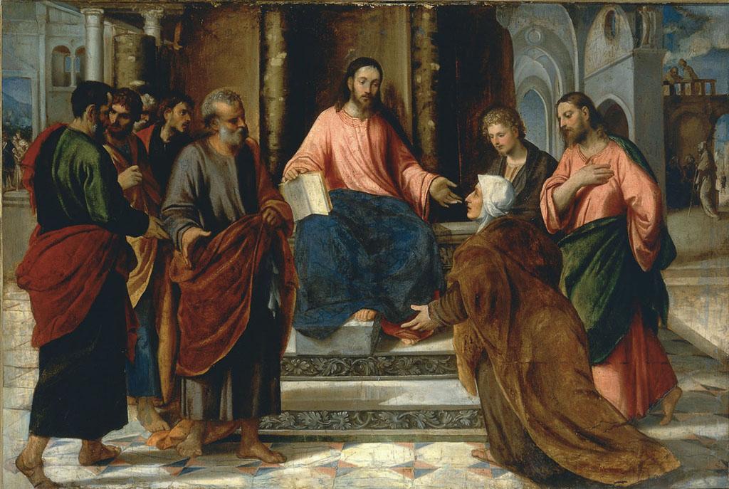 Gesù e la famiglia degli Zebedei