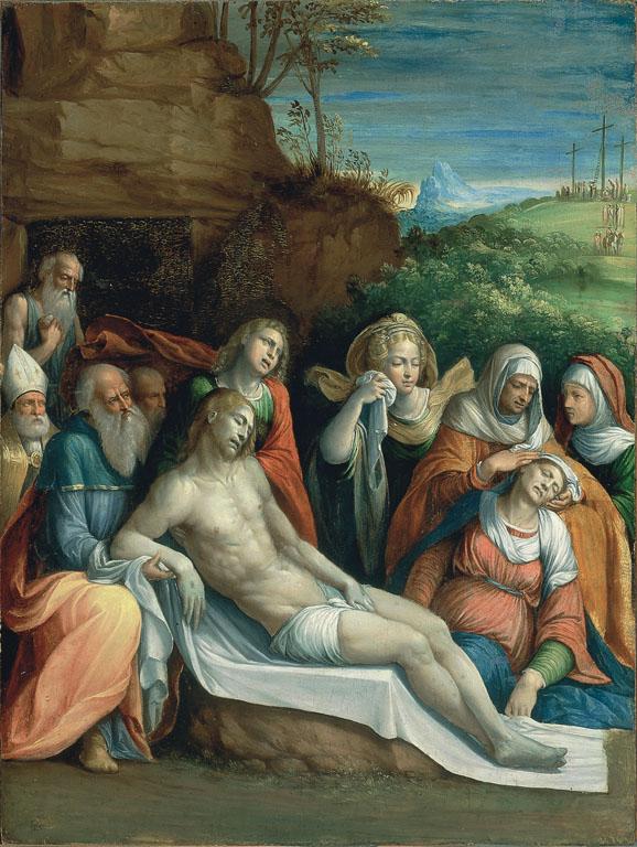 Compianto sul Cristo deposto