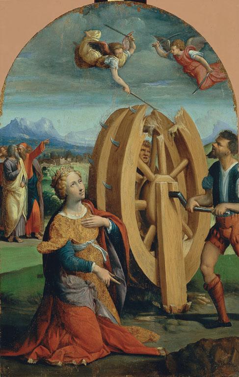 Martirio di santa Caterina d'Alessandria