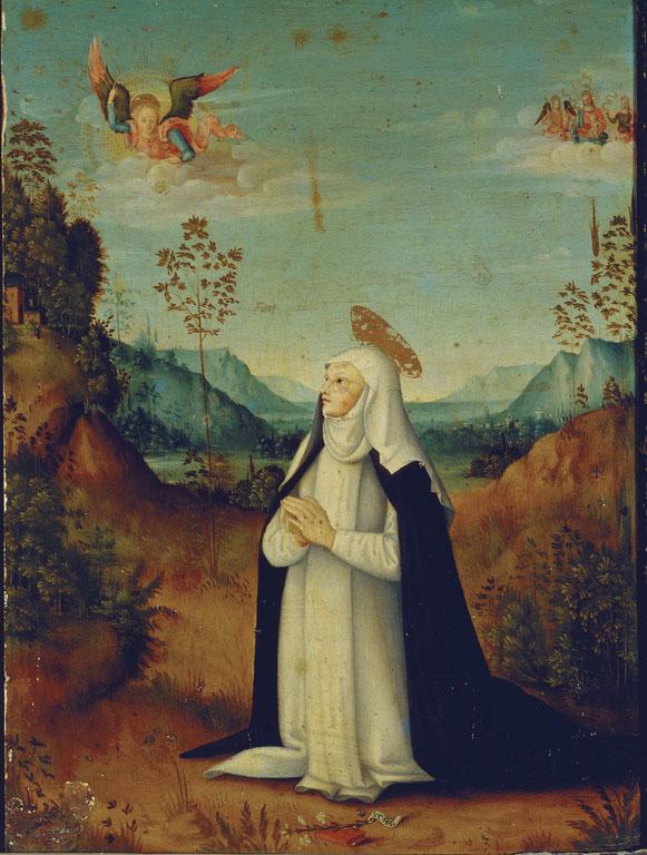 Comunione di Santa Caterina da Siena