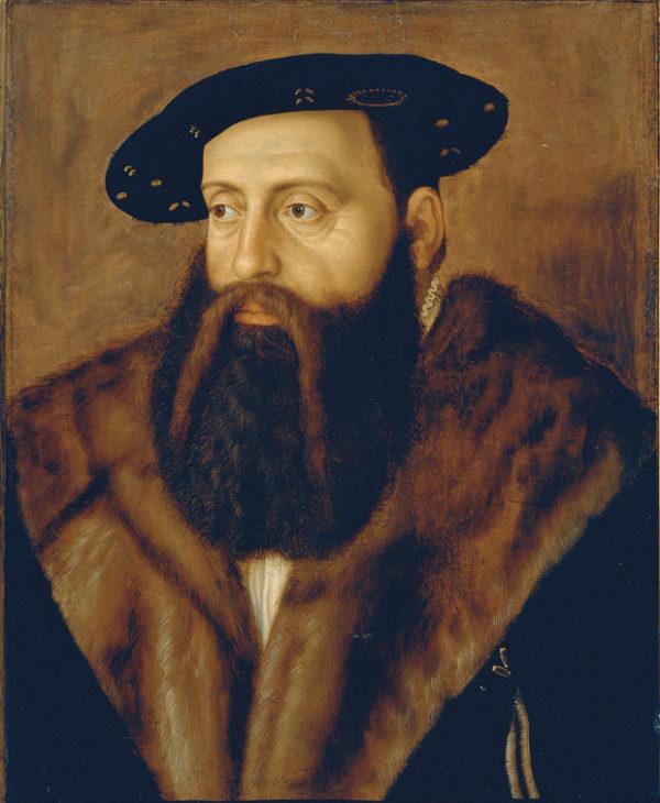 Ritratto di Ludovico X, duca di Baviera