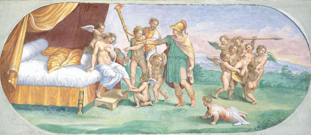 Le nozze di Alessandro e Rossane