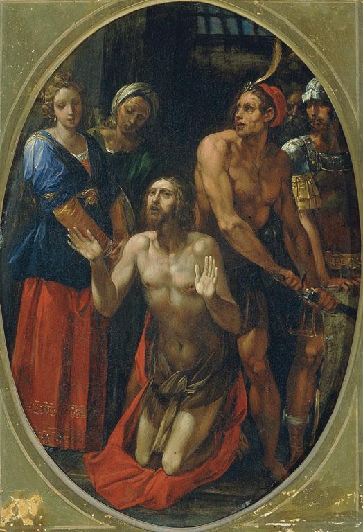 Decollazione del Battista
