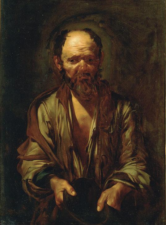 Un mendicante