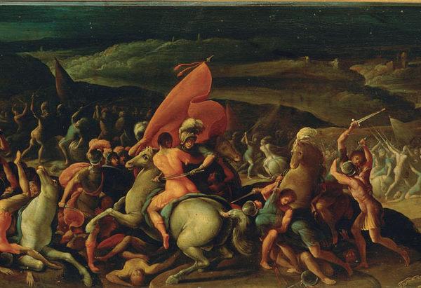 La Battaglia di Furio Camillo