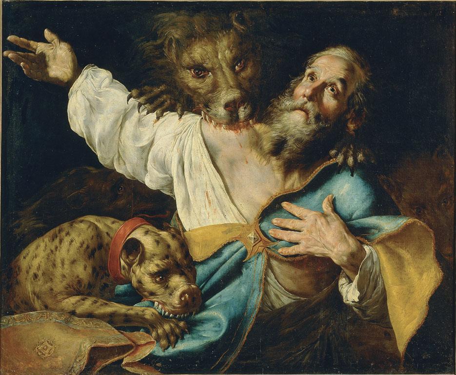 Martirio di sant'Ignazio di Antiochia