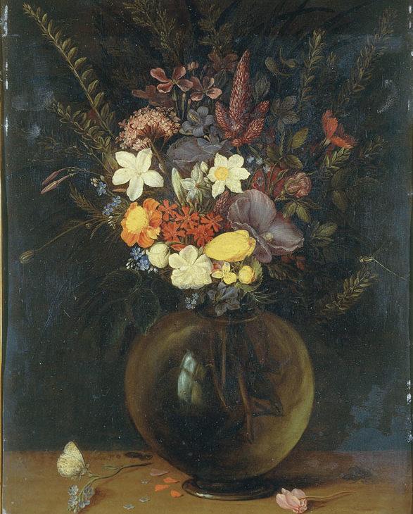 Caraffa di fiori