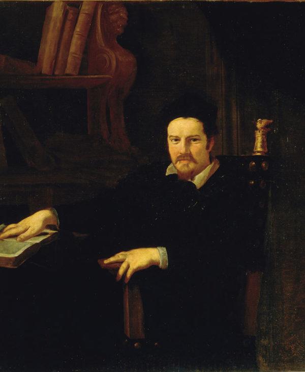 Ritratto di Monsignor Clemente Merlini