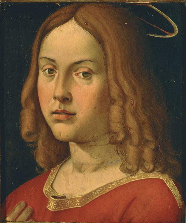 Cristo giovanetto