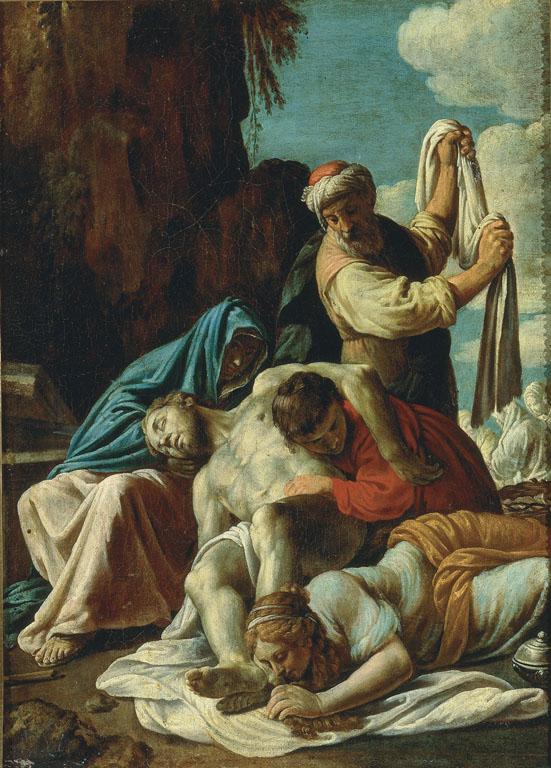 Cristo deposto