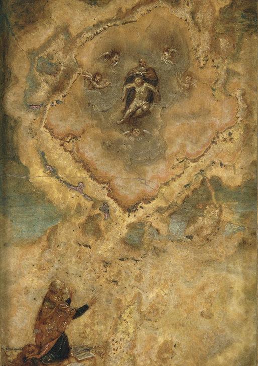 La visione di sant' Agostino