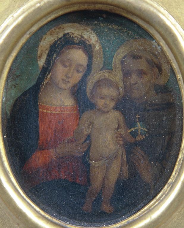 Madonna con Bambino e San Francesco d'Assisi