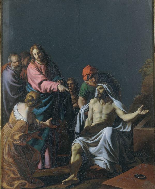 Resurrezione di Lazzaro